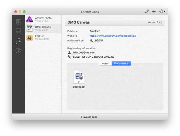 TrashMe: uninstall your apps and clean your Mac – Jibapps